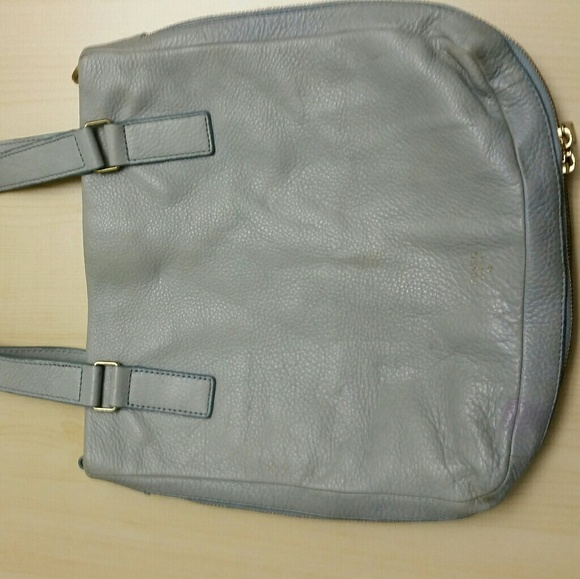 Fossil Handbags - Leather Shoulder Bag by Fossil